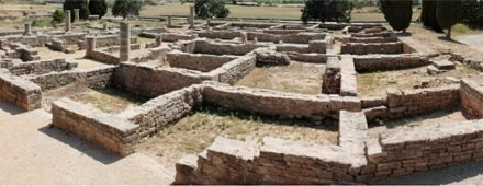 Estudio del modelo territorial romano en Mallorca