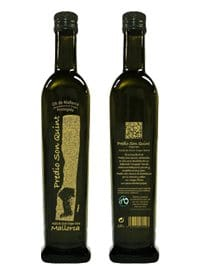 Extra virgin olive oil Predio Son Quint