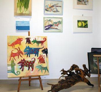 Art, mercat i Mallorca, casa creativa Llucmajor