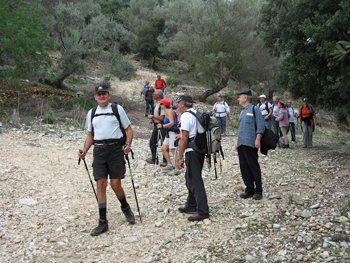 Excursió a S'Hort de Biniatzent, Lloseta
