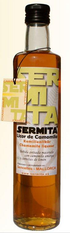 Sermita, Licor de Camomila de Mallorca