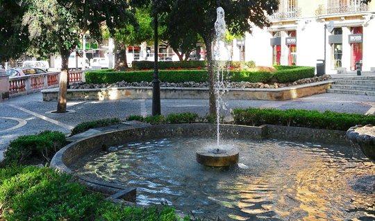 Маленькие сокровища Пальмы де Майорка: La Plaza de la Reina (Площадь Королевы)