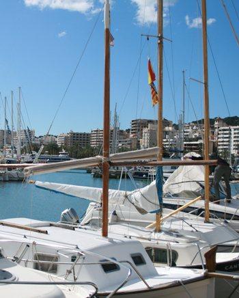 Palma de Mallorca, una ciudad asomada a su bahía, Club de Mar