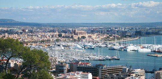 Puerto de Palma, Mallorca