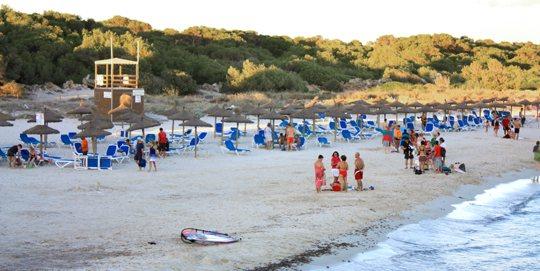 S'Arenal de Sa Ràpita y Ses Covetes, Mallorca