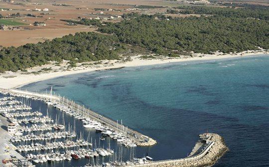 S'Arenal de Sa Ràpita i Ses Covetes, Mallorca