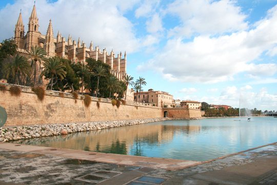 Palma's  beautiful  Urban  Parks