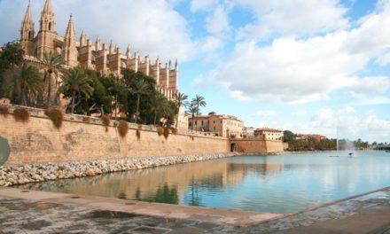 Palma de Mallorca se pone guapa con sus parques urbanos