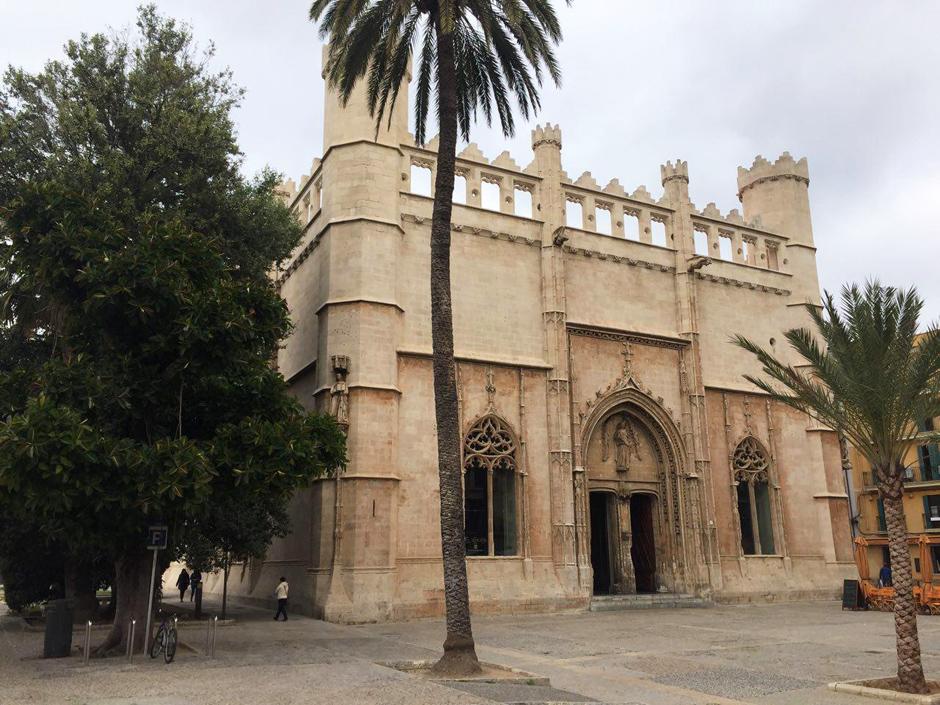 La Lonja de Palma, Mallorca
