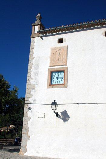 Mallorca és la regió espanyola amb més rellotges de sol, Galilea