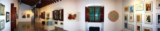 Das Jugendstilmuseum von Can Prunera, Sóller, Mallorca