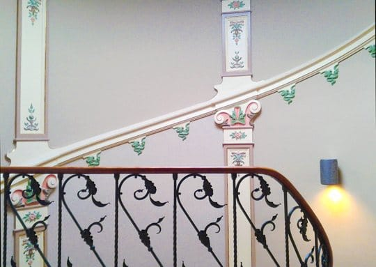 museum-can-prunera-soller-escalera-detall