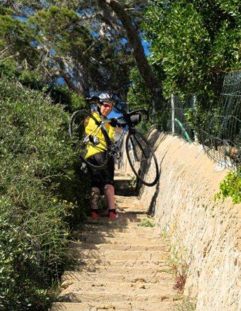 Ruta: Calas de Santanyí, Cala Figuera, Pontàs. Mallorca