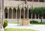 The Gothic cloisters of Sant Francesc, Palma de Mallorca