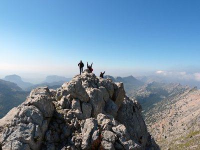 Экскурсия в горы Серра-де-Трамунтана: Эс-Па-де-Фига