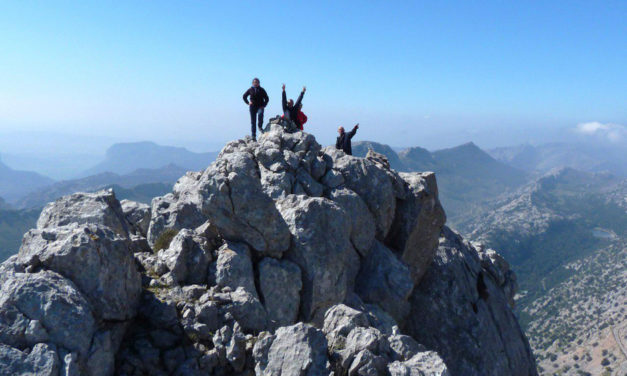 Day trip in the Serra de Tramuntana: Es Pa de Figa