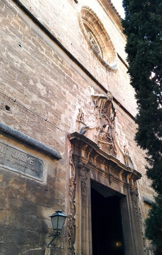 Sant Jaume church, Mallorca