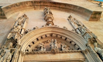 Palma de Mallorca's first four churches