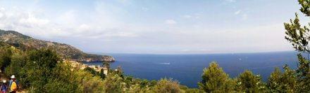 Cinco torres protegieron LLucalcari de los ataques piratas