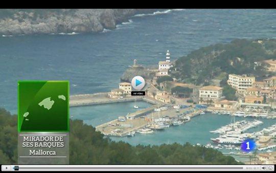 +Mallorca colabora con TVE, Aquí la Tierra