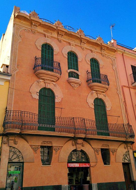 El barri de Santa Catalina, Mallorca