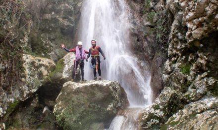 Ausflug zum Torrent de na Móra. Balitx Mallorca