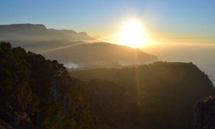 La puesta de sol más romántica de Mallorca