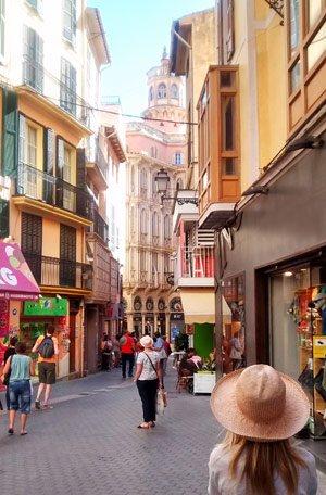 Judenviertel von Palma, JAIME II, Mallorca