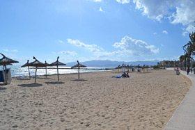 Ciutat Jardí, a pleasant stroll from Puerto de Palma to Arenal