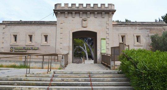 Ciutat Jardí. Torre d'en Pau, Mallorca.