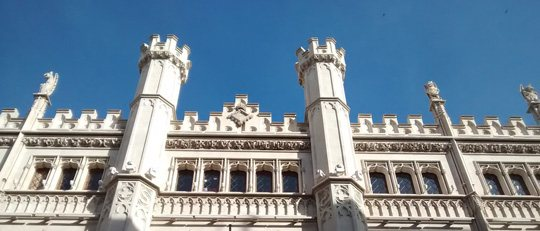 Palma City Hall and Consell Insular: captivating samples of baroque and neo-gothic structures in Mallorca