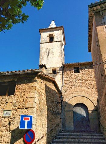 Biniaraix-iglesia