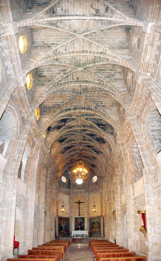 The Temple that's still of use in Palma de Mallorca