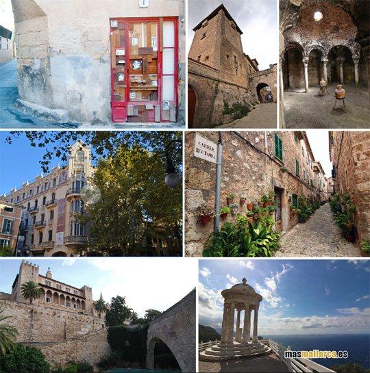 Kulturziel Mallorca