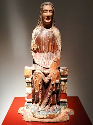 Museo-Diocesano-en-Mallorca-Virgen-SXIII