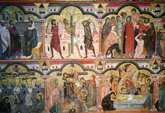 Museo-Diocesano-en-Mallorca-retablo-SXIII