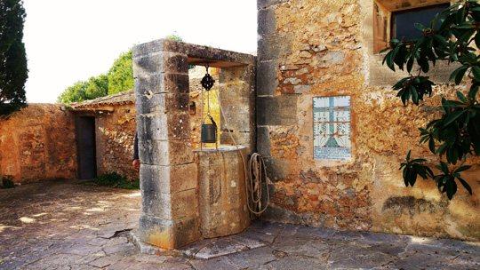 Santuari de la Consolació, S'Alqueria Blanca, Mallorca