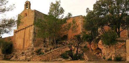 Die Klosteranlage Santuario de la Consolación