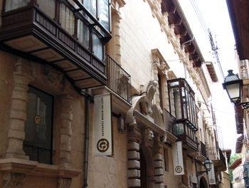 Ca'n Carasses, un ejemplo italiano en Palma