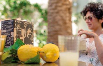 Pep Lemon,лимоны и апельсины с истинно майоркинским характером