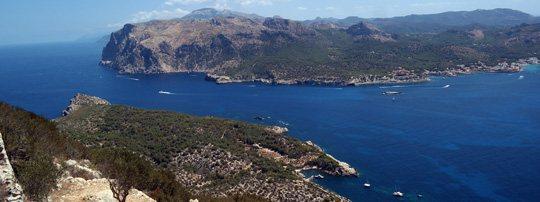 Sa Dragonera, un paradisíaco ejemplo de paisaje mediterráneo