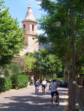 Fahrradtouren: Palma-Capdellà-Esporles