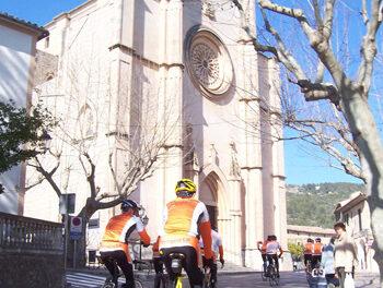 Ruta cicloturística: Palma-Capdellà-Esporles