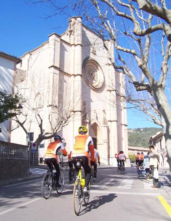 Ruta: Palma - Capdellà - Esporles