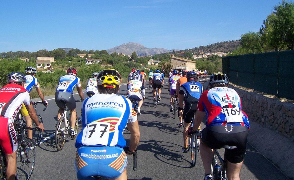 велосипед маршрут: Пальма-Капделла-Эспорлас