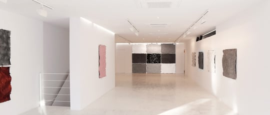 Route: Contemporaneous art galleries in Palma. ABA LAB ART