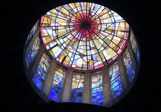 La Iglesia de Cristal, Porciúncula
