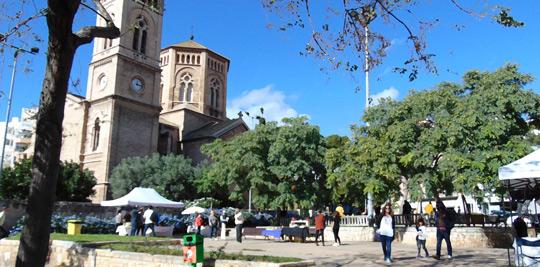 San Magín market in Palma