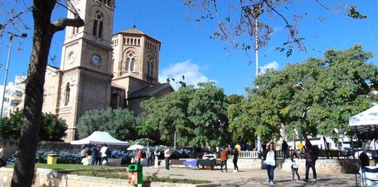 El mercado de San Magín de Palma