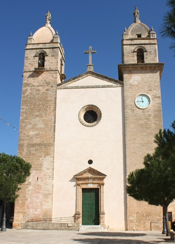 Pina, im Gemeindegebiet von Algaida